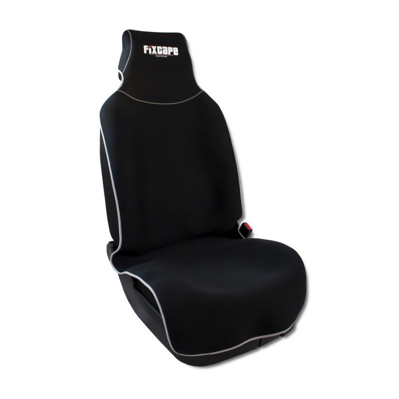 Neopren Sitzbezüge fixcape black/grey